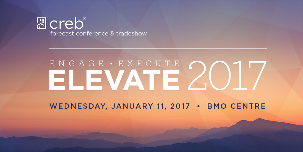 Engage Execute Elevate 2017 - Wednesday, January 11, 2017 - BMO Center